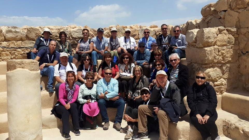 Masada Mission to Israel