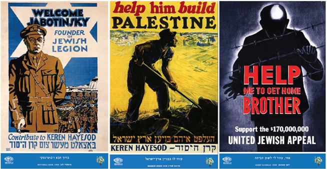 Posters throughout history