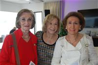 Shirley Waldberg, Ruth Gardos, Sally Naidel